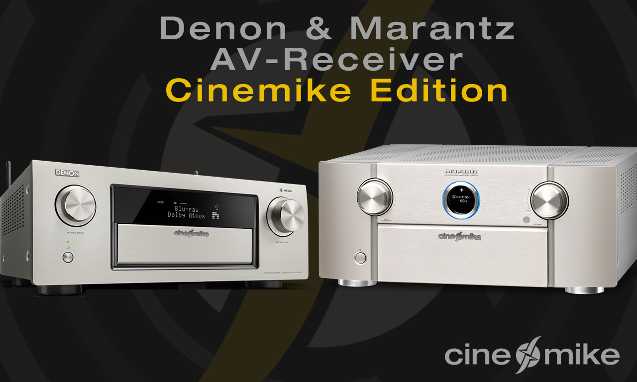 Cinemike AV-Receiver